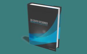 3D Books Cover Designer