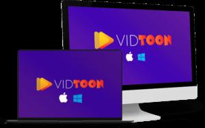 VidToon videos maker