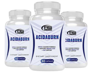 Acidaburn Tablets For Fat Burning