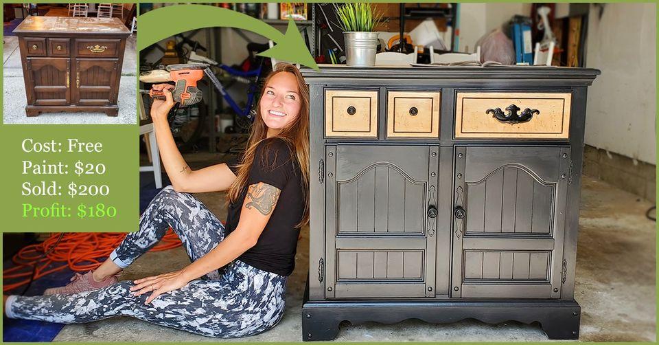 Furniture Flipping Secrets Project Ideas USA 2021